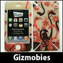 【セール】Gizmobies / ギズモビーズ Flamingo Rush フラミンゴラッシュ iPhone3G / 3GS用 【smtb-ms】【RCP】.