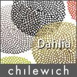 【 3枚で送料無料 】 chilewich ( チルウィッチ ) ランチョンマット ダリア  PRESSED DAHLIA ( ...