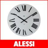【 送料無料 】【 正規販売店 】 ALESSI ( アレッシィ ) Firenze ( フィレンツェ ) 掛け時計 / ホワイト   【RCP】.