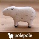 polepole ( ぽれぽれ ) 木製 雑貨 ぽれぽれ動物 カピバラ 【RCP】.