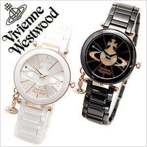 ヴィヴィアン時計VivienneWestwood時計ヴィヴィアンウエストウッド腕時計VivienneWestwood腕時計ヴィヴィアン腕時計ヴィヴィアンウェストウッド/ビビアン時計/ヴィヴィアン時計/Vivienne時計/Imperialistレディース/ブラック[送料無料]