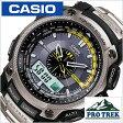 カシオ プロトレック腕時計[CASIO PROTREK PROTREK 腕時計 カシオ プロトレック 時計 PRW-5000 Series ]/メンズ/レディース/男女兼用時計 CASIOW-PRW-5000T-7 [タフソーラー 太陽電池 電波時計 海外輸入モデル][送料無料][中学生/高校生/大学生]