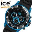 【5年保証対象】アイスウォッチ 時計[ ICEWATCH ]アイス ウォッチ[ ice watch 腕時計 ]アイス 腕時計[ ice ]アイス腕時計 ice腕時計 アイスクロノエレクトリック ICE CHRONO ELECTORIC メンズ/レディース/ブラック CHKBEBBS [防水/軽量][送料無料]