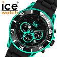 【5年保証対象】アイスウォッチ 時計[ ICEWATCH ]アイス ウォッチ[ ice watch 腕時計 ]アイス 腕時計[ ice ]アイス腕時計 ice腕時計 アイスクロノエレクトリック ICE CHRONO ELECTORIC メンズ/レディース/ブラック CHKTEBBS [防水/軽量][送料無料]