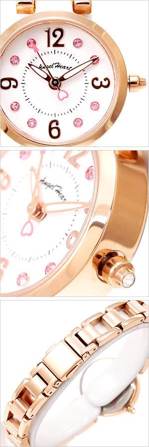 【5年保証対象】エンジェルハート 腕時計 An...の紹介画像3