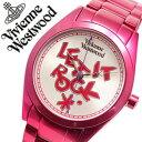 ヴィヴィアン 時計 VivienneWestwood 時計 ヴィヴィアンウエストウッド 腕時計 Vivienne Westwood 腕時計 ヴィヴィアン ウエストウッド 時計 ヴィヴィアンウェストウッド ビビアン腕時計 ヴィヴィアン腕時計 Vivienne腕時計 レディース シルバー VV072SLPK 送料無料