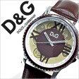 ディーアンドジー腕時計 D&G時計 D&G 腕時計 ディーアンドジー 時計 ドルチェ&ガッバーナ セストリール Dolce & Gabbana SESTRIERE メンズ/ブラウン&ゴールド DG-DW0774 [ドルガバ] ドルガバ時計 ドルガバ 時計[送料無料][プレゼント/ギフト/お祝い]