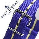 SMART TURNOUT替えベルト スマートターンアウト 腕時計ベルト 替えベルト Royal Horse Artillery