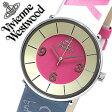ヴィヴィアン 時計 VivienneWestwood 時計 ヴィヴィアンウエストウッド 腕時計 Vivienne Westwood 腕時計 ヴィヴィアン ウエストウッド 時計 ヴィヴィアンウェストウッド/ビビアン腕時計/ヴィヴィアン腕時計/Vivienne腕時計/レディース/VV020PKLBL[送料無料]
