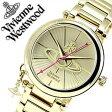 ヴィヴィアン 時計 Viviennewestwood ヴィヴィアンウエストウッド 腕時計 Vivienne Westwood 時計 ヴィヴィアン ウエストウッド 腕時計 ヴィヴィアンウェストウッド ビビアン ヴィヴィアンウエストウッド腕時計 ケンジントン II レディース/ゴールド VV006KGD