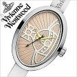 ヴィヴィアン 時計 Viviennewestwood ヴィヴィアンウエストウッド 腕時計 Vivienne Westwood 時計 ヴィヴィアン ウエストウッド 腕時計 ヴィヴィアンウェストウッド ビビアン ヴィヴィアンウエストウッド腕時計 メダル II Medal II /レディース/サーモンピンク VV019BRSSL