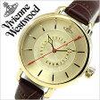 ヴィヴィアン 時計 Viviennewestwood ヴィヴィアンウエストウッド 腕時計 Vivienne Westwood 時計 ヴィヴィアン ウエストウッド 腕時計 ヴィヴィアンウェストウッド ビビアン ヴィヴィアン腕時計 ゲインズ Gainsborough /レディース/ゴールド VV076GDBR[送料無料][lfw][lpw]