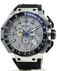 ブレラオロロージ腕時計BRERAOROLOGI時計BRERAOROLOGI腕時計ブレラオロロージ時計グランツーリスモGRANTURISMOメンズ/ホワイトBRGTC5401[おしゃれビックフェイスブレラオロロジブレラオロロジ]