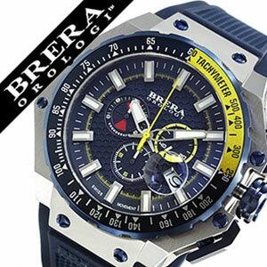 ブレラ時計BRERA腕時計ブレラオロロジ腕時計BRERAOROLOGI時計ブレラオロロジBRERAOROLOGIブレラ時計ブレラオロロジ腕時計グランツーリスモGRANTURISMOメンズ/ネイビーBRGTC5404[ビックフェイスブランド人気イタリア希少品][送料無料][mfwmbw]