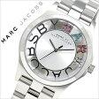 マークバイマークジェイコブス 時計 MARCBYMARCJACOBS 時計 マークジェイコブス 腕時計 MARCJACOBS 腕時計 マークバイ 時計 MARCBY 時計 マーク時計 マーク腕時計 マーク ジェイコブス 腕時計 [マーク] ヘンリー HENRY DINKY レディース/シルバー MBM3262 [送料無料]
