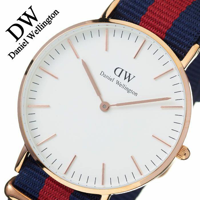 【5年保証対象】ダニエルウェリントン 腕時計 DanielWellington 時計 ダニエルウェリントン時計 Daniel Wellington 腕時計 クラシック オックスフォード ローズ CLASSIC 36mm メンズ レディース 0501DW レザーベルト 送料無料