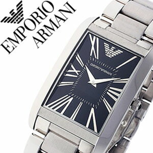 エンポリオアルマーニ時計EMPORIOARMANI腕時計エンポリオアルマーニ腕時計EMPORIOARMANI時計アルマーニ時計エンポリオアルマーニ腕時計メンズ/ブラックAR2053[アナログブランドシルバー][おしゃれイタリアブランド祝いギフト激安][送料無料][mfw][mpw]