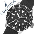 【5年保証対象】ノーティカ腕時計 NAUTICA時計 NAUTICA 腕時計 ノーティカ 時計 ジェリー スポーツ シー オブ カラー NSR100 SPORT SEA OF COLOR メンズ レディース/ブラック ホワイト A09600G [おしゃれ 芸能人 雑誌掲載 通販 アメリカン ブランド][送料無料][10倍]