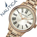 NAUTICA時計 ノーティカ腕時計 NAUTICA 腕時計 ノーティカ 時計 デイトM クラシック スポーティ ドレス BFD101 CLASSIC SPORTY DRESS[送料無料]