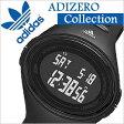 adidas 時計 アディダスパフォーマンス腕時計 adidasperformance時計 adidas performance 腕時計 アディダス パフォーマンス 時計 アディゼロ ベーシック ADIZERO BASIC メンズ/レディース/ブラック ADP6106 [おしゃれ/スポーツウォッチ/デジタル][キッズ/子供]