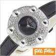 フォリフォリ腕時計[ FolliFollie腕時計 ]フォリフォリ 時計 FolliFollie 時計 フォリフォリ 腕時計 Folli Follie フォリ フォリ 腕時計 フォリフォリ時計 ジルコニア べゼル/レディース/ブラック WF5T016SPKKK [デザインウォッチ/シンプル/芸能人][送料無料][lfw][lpw]