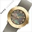 マークジェイコブス 時計 MARCJACOBS 時計 マークバイマークジェイコブス 腕時計 MARCBYMARCJACOBS 腕時計 マークバイマーク 時計 MARCBYMARC 時計 マークジェイコブス腕時計 [ マーク/MARC ] エイミー Amy レディース/パール MBM1287 [革ベルト/レザー][おすすめ][送料無料]
