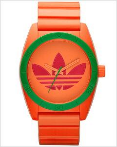 adidas時計アディダス腕時計[ADIDASSANTIAGO時計](ADIDASSANTIAGO腕時計アディダス時計)サンティアゴメンズレディースユニセックス/男女兼用腕時計/オレンジ/ADH2870[スポーツおすすめおしゃれスポーツウォッチキッズ子供用生活防水]