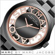 マークバイマークジェイコブス 時計 MARCBYMARCJACOBS 時計 マークジェイコブス 腕時計 MARCJACOBS 腕時計 マークバイ腕時計 MARCBY腕時計 マーク時計 マーク腕時計 [ マーク/MARC ] ヘンリー スケルトン ( HENRY SKELTON ) メンズ/レディース/ブラック/MBM3254 [送料無料]