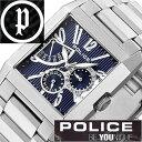【国内正規品】ポリス 腕時計 ( POLICE 腕時計 ポリス 時計 POLICE 時計 ) ポリス腕時計 ( POLICE腕時計 ) ポリス時計 ( POLICE時計 ) メンズ
