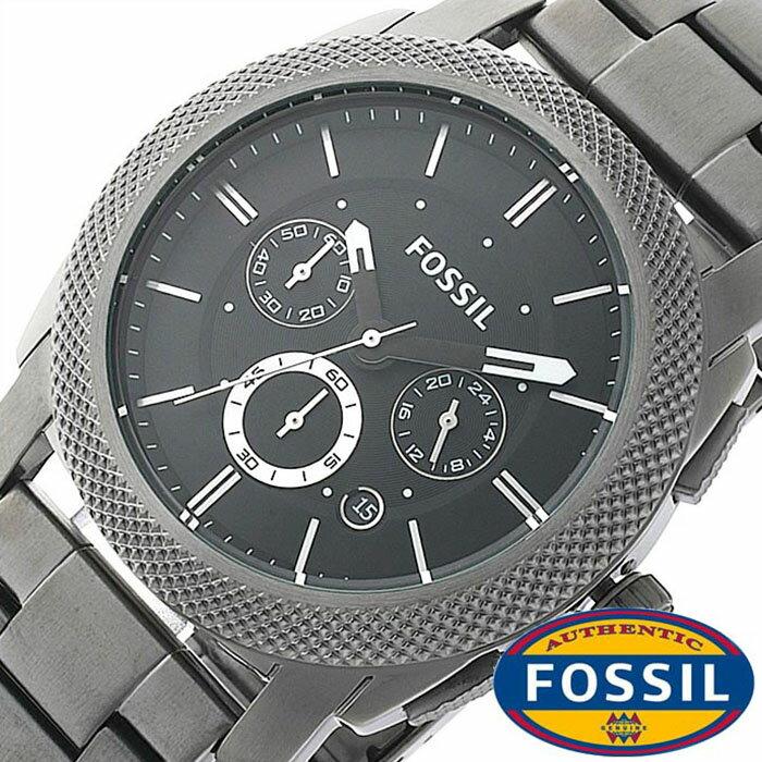 フォッシル 時計 [ FOSSIL 時計 ] フォッシル 腕時計 [ FOSSIL 腕時計] フォッシル時計 [ FOSSIL時計 ] フォッシル腕時計 [ FOSSIL腕時計 ] マシーン MACHINE メンズ/レディース/ブラック FS4662[人気/新作/日付機能/日付表示/メタルベルト 革ベルト 多数取り扱い][送料無料] [ フォッシル 時計 FOSSIL 時計 ] フォッシル 腕時計 [ FOSSIL 腕時計 フォッシル時計 ][ FOSSIL時計 ] フォッシル腕時計 [ FOSSIL腕時計
