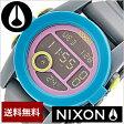 ニクソン 腕時計 [ NIXON 腕時計 ] ニクソン 時計 [ NIXON ] ニクソン腕時計 [ NIXON腕時計 ] ユニット UNIT 40 CHARCOAL / NAVY / PURPLE メンズ/レディース//ブラック A4901951-00 [デジタル/デジタル表示/デジタル液晶] [サーフ/スノー/防水/マリンスポーツ][送料無料]