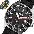 [10%OFF]フォッシル 腕時計[ FOSSIL 時計 ]フォッシル 時計[ FOSSIL 腕時計 ]フォッシル時計/フォッシル腕時計[ FOSSIL時計/FOSSIL腕時計 ]ウェイクフィールド WAKE FIELD メンズ/ブラック FS5053 [新作/人気/ブランド/防水/シリコン/シルバー/プレゼント/ギフト][送料無料]