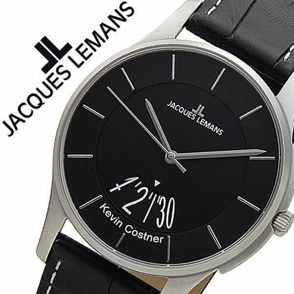 【5年保証対象】ジャックルマン 腕時計[ JACQUESLEMANS 時計 ]ジャック ルマン 時計[ JACQUES LEMANS 腕時計 ] ケビン コスナー コレクション ロンドン KEVIN COSTNER COLLECTION メンズ/レディース JAL11-1746G-1 [人気/ブランド/革 ベルト/レザー/北欧/シンプル][送料無料] ジャックルマン 腕時計( JACQUESLEMANS 時計 )ジャック ルマン 時計( JACQUES LEMANS 腕時計 )
