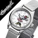 インガソール ミニー 腕時計( INGERSOLL MINNIE 時計 )ディズニー 時計( Disney 腕時計 )インガソールミニー( INGERSOLLMINNIE )ミニー時計( ミニー腕時計 )