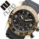 ヌーティッド 腕時計[ NUTID 時計 ]ヌーティッド 時計[ NUTID 腕時計 ]マット ブル MATT BULL メンズ/ブラック N-1403M-A ...