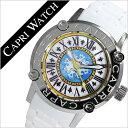 カプリウォッチ 腕時計[ CAPRIWATCH 時計 ]カプリ ウォッチ 時計[ CAPRI WATCH 腕時計 ]フリーマン Freemen メンズ/レディース/ホワイト CAPRI-4880-WH [正規品/人気/新作/流行/トレンド/ブランド/防水/ラバー/シルバー/イタリア][プレゼント/ギフト][送料無料]