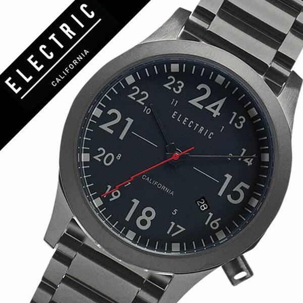 【5年保証対象】エレクトリック 腕時計[ ELECTRIC 時計 ] エレクトリック 時計[ ELECTRIC 腕時計 ] FW01 SS メンズ/レディース/ブラック FW1S2-ALBK [正規品/人気/新作/ブランド/トレンド/ステンレス/メタル ベルト/サーフ/サーフィン/マリンスポーツ/防水][送料無料] エレクトリック 腕時計( ELECTRIC 時計 ) エレクトリック 時計( ELECTRIC 腕時計 )エレクトリック腕時計/エレクトリック時計