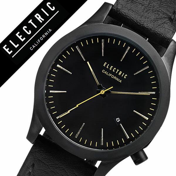 【5年保証対象】エレクトリック 腕時計[ ELECTRIC 時計 ] エレクトリック 時計[ ELECTRIC 腕時計 ] FW03 LEATHER メンズ/レディース/ブラック FW3L2-ALBKBRA [正規品/人気/新作/ブランド/レザー ベルト/革/シンプル/サーフ/サーフィン/マリンスポーツ/防水][送料無料] エレクトリック 腕時計( ELECTRIC 時計 ) エレクトリック 時計( ELECTRIC 腕時計 )エレクトリック腕時計/エレクトリック時計