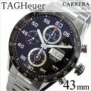 タグ ホイヤー腕時計 TAG Heuer時計 TAG Heuer 腕時計 タグ ホイヤー 時計 カレラ Carrera メンズ/ブラウン CV2A1S-BA0799 [メタル ベルト/タグ・ホイヤー/機械式/自動巻/メカニカル/クロノグラフ/スイス/セラミック]