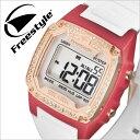 楽天腕時計のパピヨン(Papillon)フリースタイル 腕時計[ FreeStyle 時計 ]フリー スタイル 時計[ Free Style 腕時計 ] シャーク ブリング SHARK BLING レディース/グレー FS84896 [正規品/新作/人気/防水/サーフィン/サーファー/マリン/ウォーター/スポーツ/レッド/ピンクゴールド/ホワイト]