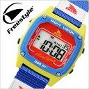 楽天腕時計のパピヨン(Papillon)フリースタイル 腕時計[ FreeStyle 時計 ]フリー スタイル 時計[ Free Style 腕時計 ] シャーク 88 ジャパン リミテッド エディション SHARK 88 JAPAN LIMITED EDITION メンズ/レディース/グレー FS84907 [防水/ナイロン/サーフィン/スポーツ/ブルー/イエロー]