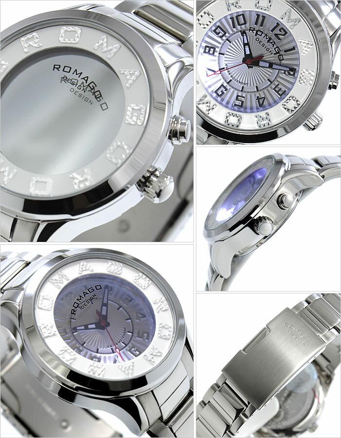 ロマゴ 腕時計 ROMAGO 時計 ロマゴ デ...の紹介画像3