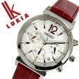 セイコー ルキア[ SEIKO LUKIA 時計 ]セイコールキア 腕時計[ SEIKOLUKIA ]ルキア時計/ルキア腕時計/レディース/ホワイト SSVS017 [人気/レザー/革 ベルト/クロノグラフ/防水/ソーラー/シルバー/ゴールド/レッド/ブランド/ビジネス][送料無料]