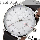 【プレゼントにピッタリ】【高評価ラッピングサービス】ポールスミス 腕時計( PaulSmith 時計 )ポール スミス( Paul Smith )