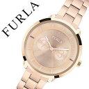 フルラ 時計[FURLA 時計]フルラ 腕時計[FURLA 腕時計]メトロポリス METROPOLIS 31mm レディース/ピンクゴールド R42531025...