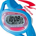 当日出荷 【5年保証対象】ソーマ 腕時計 SOMA 時計 ソーマ 時計 SOMA 腕時計 メンズ レディース グレー NS23004 新作 人気 正規品 ブランド ランニングウォッチ マラソン ランニング ウォーキング スポーツ