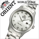ORIENT時計 オリエント腕時計 ORIENT 腕時計 オリエント 時計 ワールドステージコレクション オートマチック レディース WORLD STAGE CollectionSUN&MOON AUTOMATIC LADIES