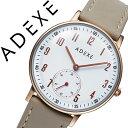 [当日出荷] アデクス腕時計 ADEXE時計 ADEXE 腕時計 アデクス 時計 プチ PETITE レディース ホワイト 2043C-03 [ギフト バーゲン プレゼント 新春初売][人気 話題][おしゃれ シンプル 腕時計]