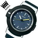 【5年保証対象】セイコー 腕時計 SEIKO 時計 セイコー時計 SEIKO腕時計 ワイアード ツーダブ WIRED WW TYPE01 ON メンズ ブラック AGAB404 [ 人気 正規品 新作 ブランド 防水 ファッション おしゃれ デザイン スマートフォン連動 カジュアル Bluetooth 高機能 プレゼント ]