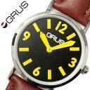 [当日出荷] グルス 腕時計 GRUS 時計 ロービジョンウォッチユニセックス メンズ レディース ブラック GRS007-02 [ 人気 ブランド おす..